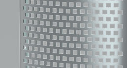 Square Hole Slotted Hole Perforated Sheet